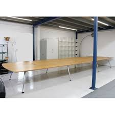 Vitra Conference Table Medamorph Boardroom Table Large Boardroom Table Oak Conference