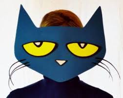 the cat eyes clipart