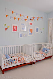 Crib That Converts To Twin Bed by Uncategorized Baby Cribs Twins Twin Convertible Crib Twin