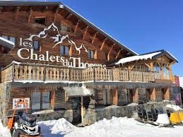 les chalets du thorens val thorens france booking com