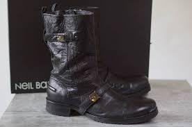 mens high motorcycle boots branding rakuten global market engineer neil barrett boots neil