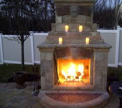 Outdoor Fireplaces And Firepits Outdoor Fireplaces Pits Installed Anthony