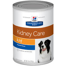 hill u0027s prescription diet k d kidney care with chicken canned dog