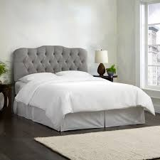best 25 grey tufted headboard ideas on pinterest tufted bed