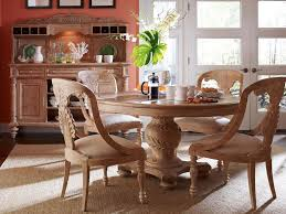 round pedestal dining room table fine furniture design dining room samoa round pedestal dining