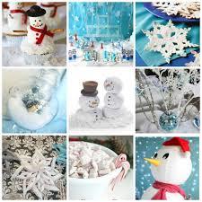 How To Make Winter Wonderland Decorations Umbrella Party Ideas Lemon Tartlets And Winter Wonderland