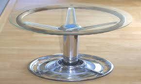 Car Wheel Coffee Table by Furniture End Table Car Wheel Table Furniture Furniture Made Out