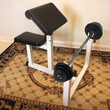 Bench Press Academy Sportmad Preacher Curl Bench Weight Bench Press Rack Adjustable