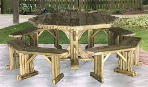 Octagon Patio Table Plans Octagonal Table Outdoor Octagon Outdoor Table Free Octagon Patio