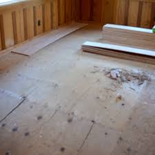 Laminate Flooring Video Tutorial How To Create Beautiful Plank Flooring Out Of Plywood After