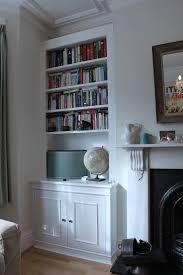 white living room bookcases inspiration yvotube com