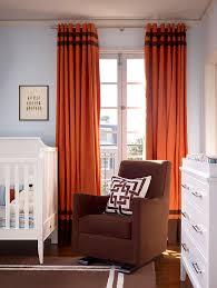 Powder Blue Curtains Decor Curtains Ideas Nursery Contemporary With Wood Flooring Glider