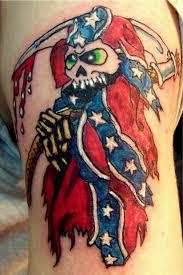 tribal american flag tattoos tribal tattoo designs rebel flag