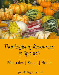 thanksgiving resources playground