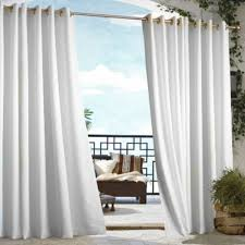 96 Long Curtains Amazon Com Outdoor Decor Gazebo Grommet Outdoor Curtain Panel