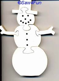 scroll patterns print snowman puzzle scroll pattern