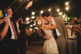 Where Can I Buy Sparklers 7 Wedding Sparkler Mistakes To Avoid Emmaline Bride Wedding Blog