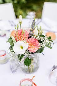 centre de table mariage fait maison 3 idées de centres de tables pour un mariage roselia