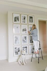 ideas for displaying photos on wall wall gallery frame set ideas displaying photos of wall art decor for