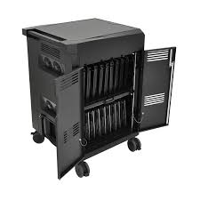 laptop charging station laptop charging cart store up to 20 laptops or tablets ergotron