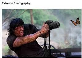 Photography Meme - extreme photography meme guy