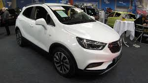 opel mokka interior 2017 opel mokka x innovation snow white colour walkaround and