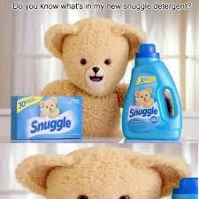 Snuggle Bear Meme - creepy snuggle bear by recyclebin meme center