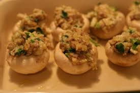 Ina Garten Hors D Oeuvres Sausage Stuffed Mushrooms Dainty Chef