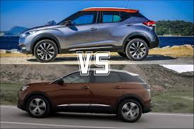 nissan kicks 2017 price 2017 nissan kicks vs 2017 peugeot 3008 youtube