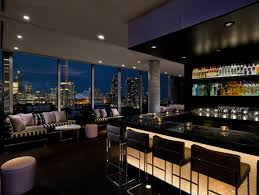 thompson toronto u0027s rooftop bar and lounge offers views of the