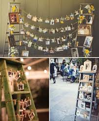 best 25 displaying wedding photos ideas on