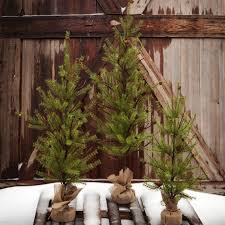 Realistic Faux Trees Artificial Pine Trees