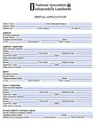 what you need to know about lease application forms