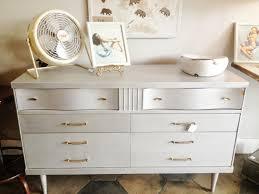 gold dresser silver midcentury dresser sold paper street market