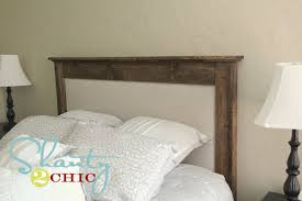 unique upholstered headboards ana white chestwick upholstered headboard queen diy projects