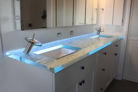 Modern Bathroom Vanity Lighting Decorate A Bathroom Vanity With Beautiful Lighting Orchidlagoon