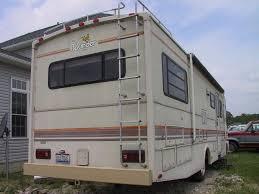 upgraded interior 1991 fleetwood bounder camper motorhome for sale