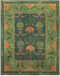 Craftsman Carpet This Vintage Carpet Tapestry Features A Charles Voysey Rug Design