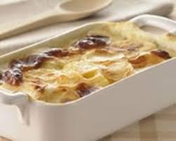 gratin dauphinois herv cuisine recette gratin dauphinois simple et rapide