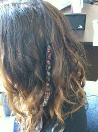 boho hair wrap fashion able a twist on the traditional hair wrap rib 2