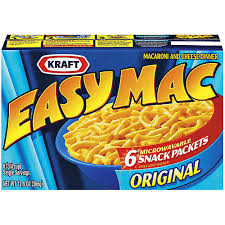 easy macaroni cheese kraft macaroni and cheese dinner easy original flavor 8 count