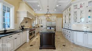 Kitchen With Maple Cabinets Traditional Kitchen With Contrasting Colors Omega