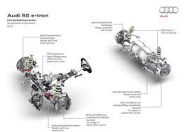 Audi R8 Hybrid - audi r8 e tron in detail