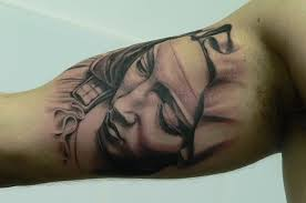 Tattoos On Biceps For - bicep tattoos designs ideas and meaning tattoos for you