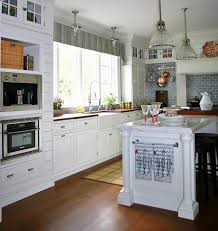 kitchen white and wood kitchen ideas with retro style kitchen