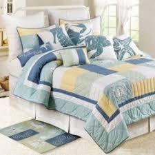 Nautical Comforter Set Nautical Quilt Sets Seaside Decor Valance Curtains And Quilt Sets