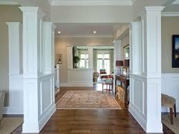 interior home columns decorating columns images best ideas exterior oneconf us