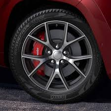 jeep srt rims 2017 jeep grand cherokee srt premium luxury suv