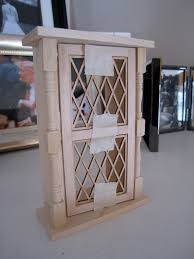 Casement Window by Glorious Twelfth How To Make A Tudor Casement Window Part I