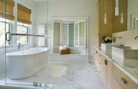 white bathroom floor tile ideas sophisticated bathroom designs that use marble to stay trendy